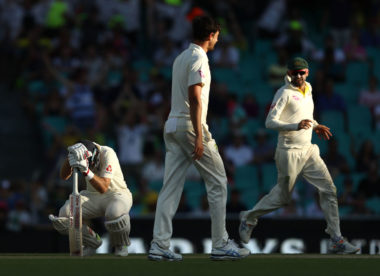 Drowning in what-might-have-beens: Ashes fifth Test, day 1 report