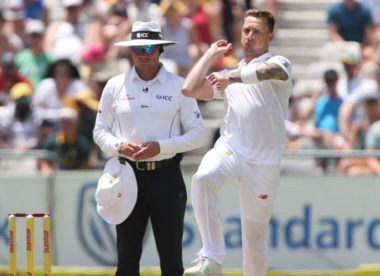 Dale Steyn joins Hashim Amla at Hampshire in overseas role