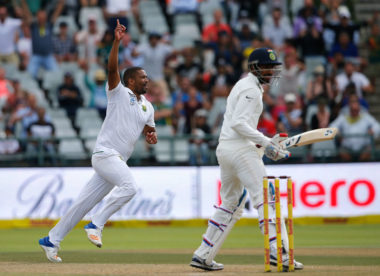 Vernon Philander dominates as South Africa win first Test against India