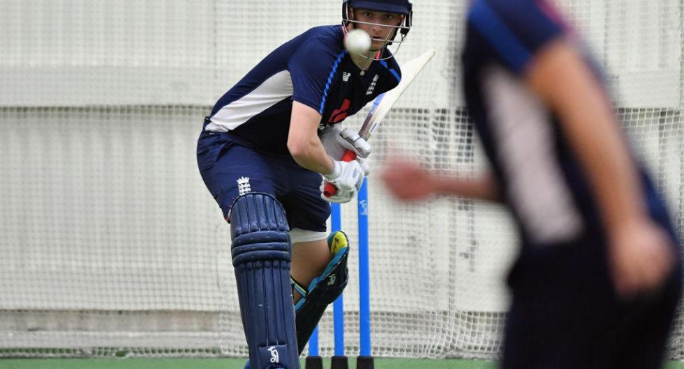 Luke Hollman/England U19's