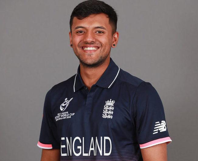 Prem Sisodiya/England U19's
