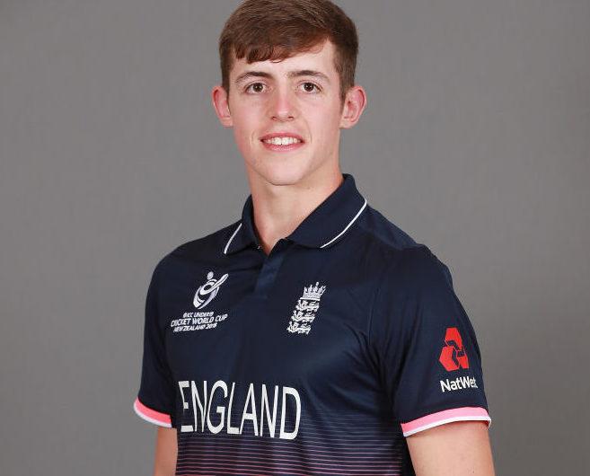 Roman Walker/England U19's