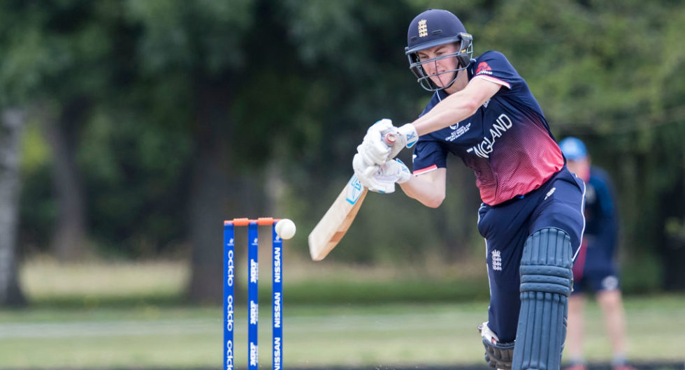 Will Jacks/England U19's