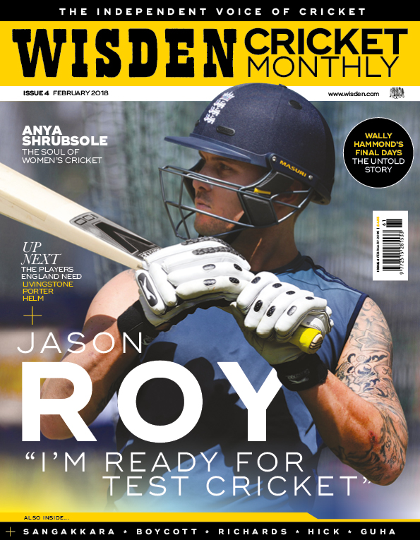Wisden Cricket Monthly issue 4