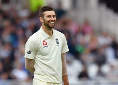 Mark Wood is about to slip away from Test cricket – how do you feel about that?