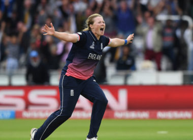 Anya Shrubsole: The conscience of women's cricket