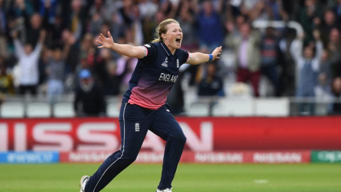 Anya Shrubsole: The conscience of women's cricket