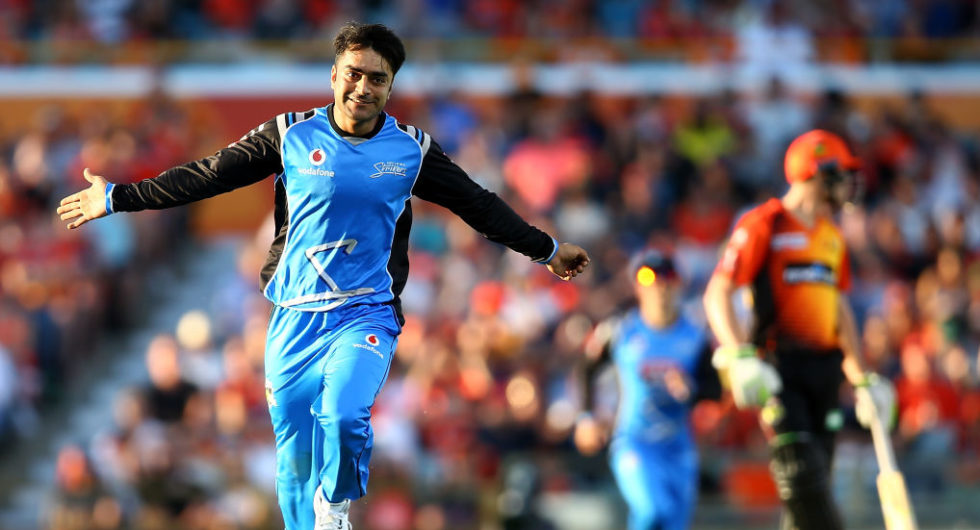 Rashid Khan Follows Jason Gillespie To Sussex Sharks For NatWest T20