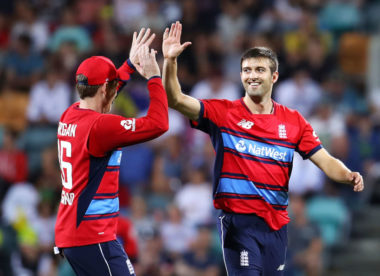 Mark Wood sent for scan on ankle problem after missing first ODI