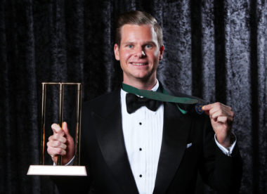 Australian captain Steve Smith wins Allan Border Medal