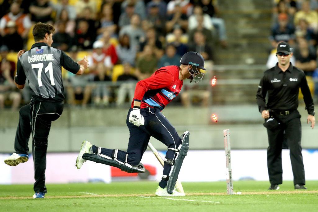 England v New Zealand match report t20