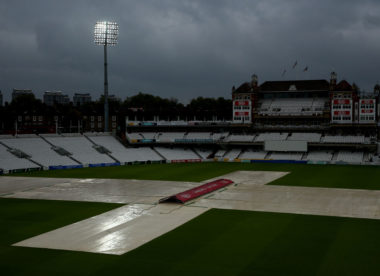 "Climate change a major & ""unexpected threat"" to cricket in the UK – report"