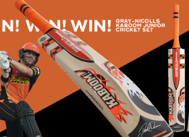 Win! Gray-Nicolls junior kit bundle