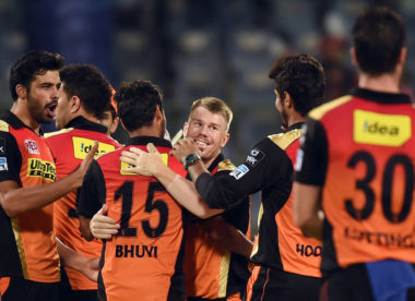 David Warner steps down from Sunrisers Hyderabad captaincy