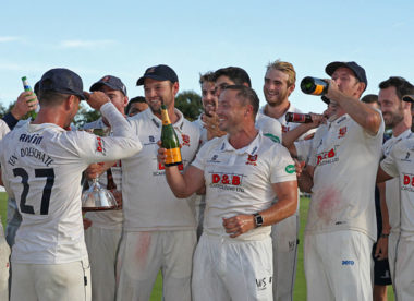Essex bring two 2019 fixtures forward to Sunday starts