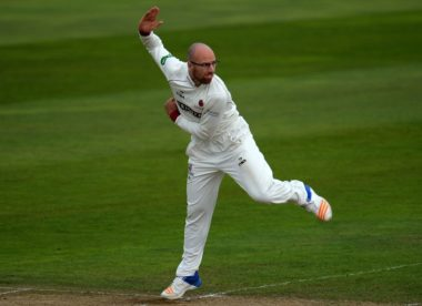 Jack Leach replaces injured Mason Crane in England Test squad