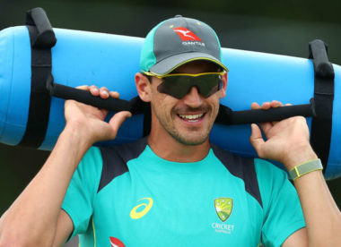 Mitchell Starc ruled out of fourth Test and IPL