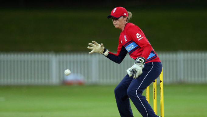 Sarah Taylor left out of India tour as England Women name uncapped trio