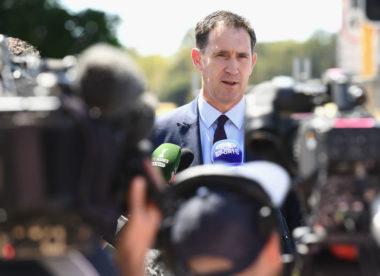 James Sutherland orders Australia to behave after Warner/de Kock fracas