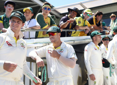 Smith & Warner handed 12-month bans by Cricket Australia