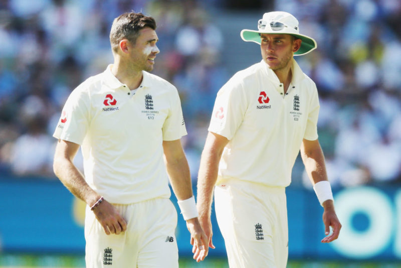 Walsh on Anderson, Broad