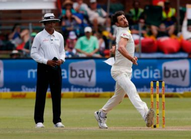 Starc unhappy at Smith instructions against de Villiers