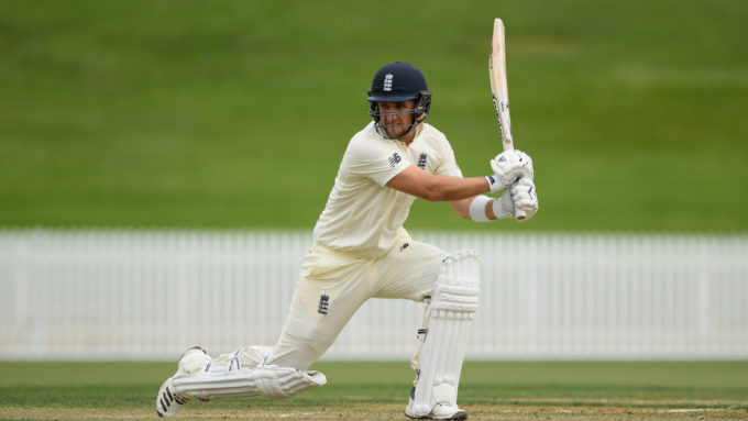 Livingstone impresses as England struggle with the bat in warm-up match