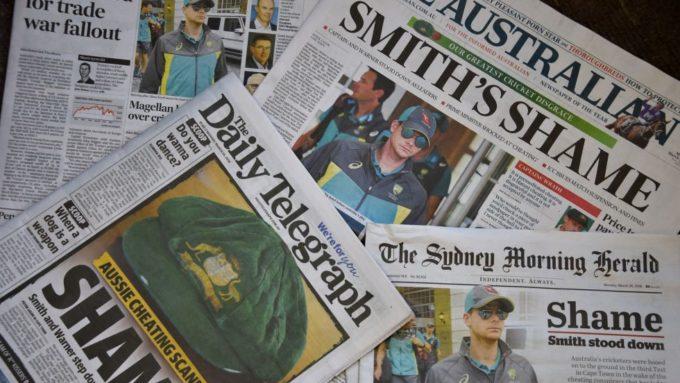 Ball-tampering: Australian response shocks 'tough' South Africa – Telford Vice