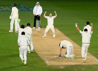England fight hard but fall short on final day in Auckland