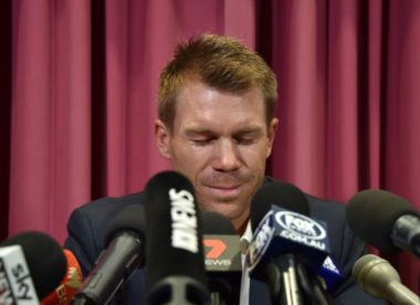 'Resigned' Warner leaves questions unanswered
