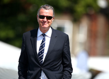 Surrey chairman Richard Thompson resigns from ECB director role