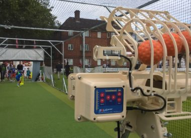 BOLA bowling machines: A must-have tool for coaches and clubs