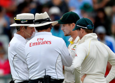 Bancroft faces ball tampering allegations as SA build lead