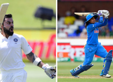 Virat Kohli & Mithali Raj named Wisden's Leading Cricketers in the World