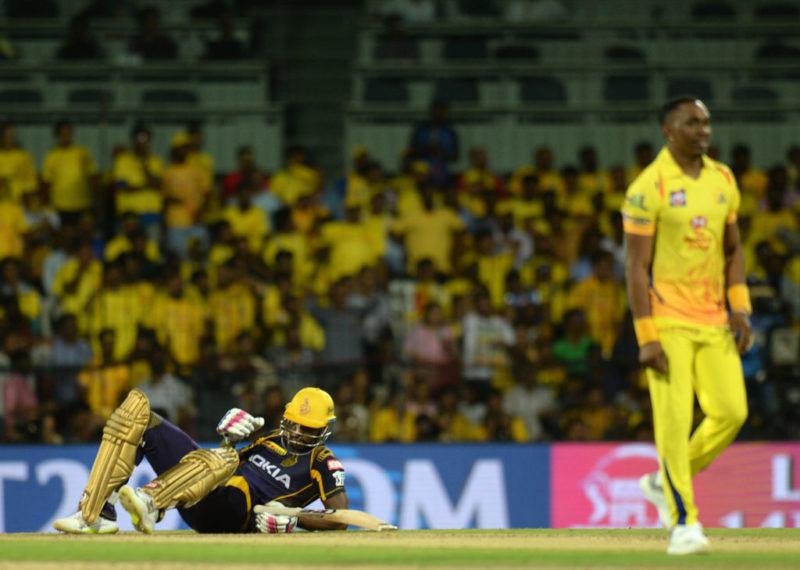 Chennai have won four out of their five games so far