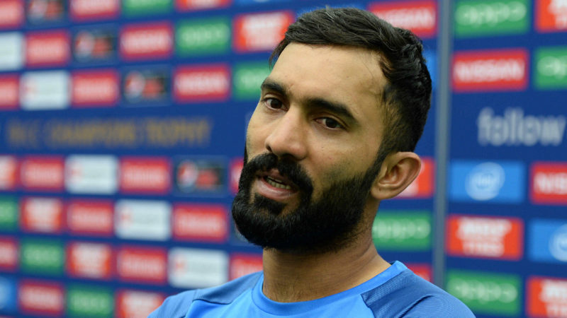'He has been really positive' - Dinesh Karthik on Rana