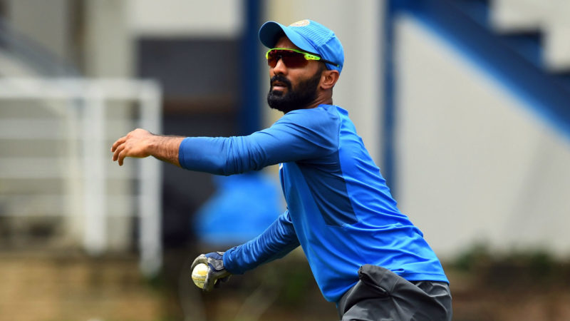 Dinesh Karthik has now led Kolkata to three wins in five matches
