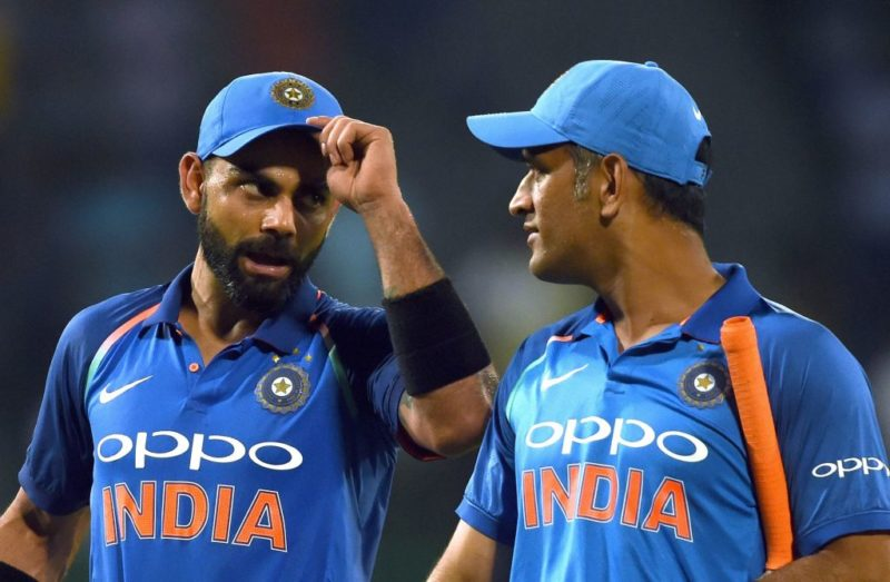 The current and former captains of the India team will face off next