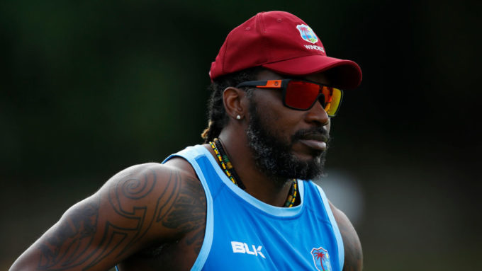 Chris Gayle runs hard for 21st T20 century and 'saves IPL'