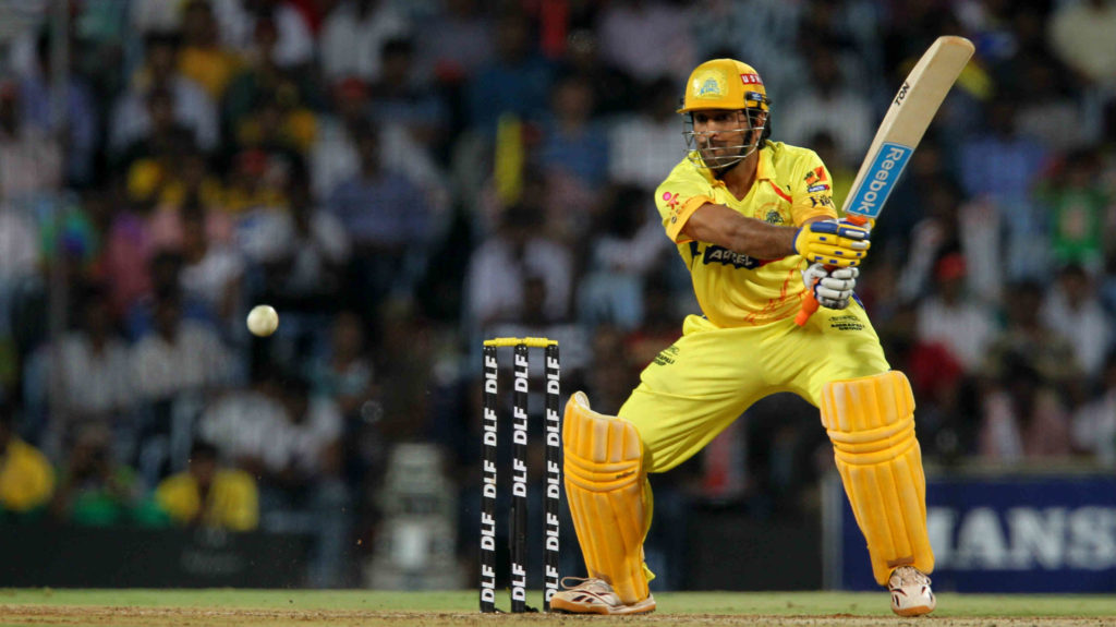 Dhoni upset Bangalore's calculations in the last game with a 34-ball 70*