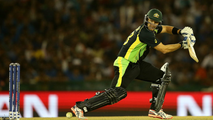 Shane Watson basks in T20 ton: 'Always looking to get better'