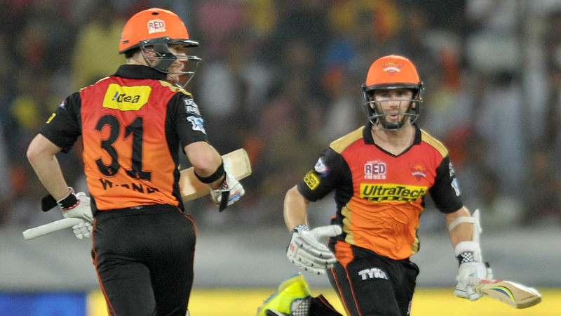In David Warner's absence, Kane Williamson will lead Sunrisers Hyderabad in IPL 2018