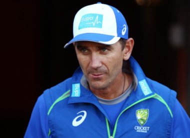 Langer positive after trying winter, hints Finch will get ODI captaincy