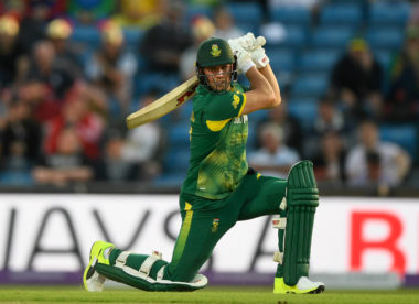The AB de Villiers school of batting: 'Keep it simple and live in the moment'