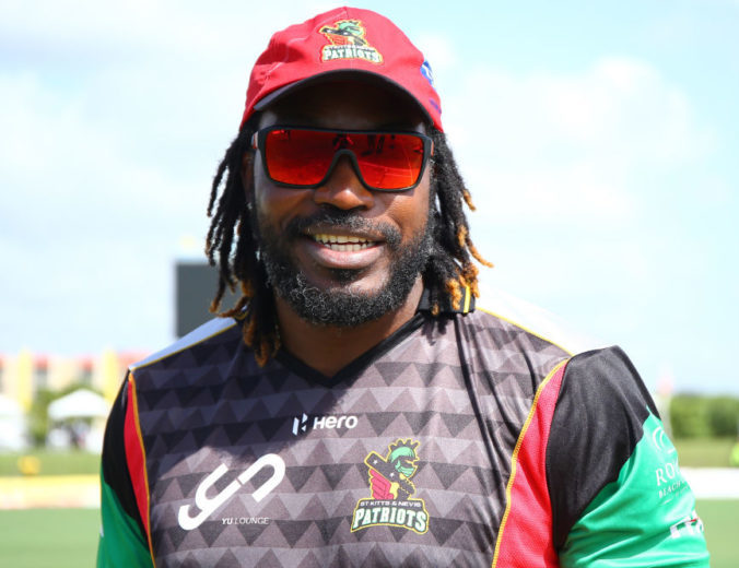 Chris Gayle is the highest scorer in T20 cricket with 11,038 runs