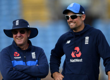 Trevor Bayliss: 'Dangerous' to write off Alastair Cook