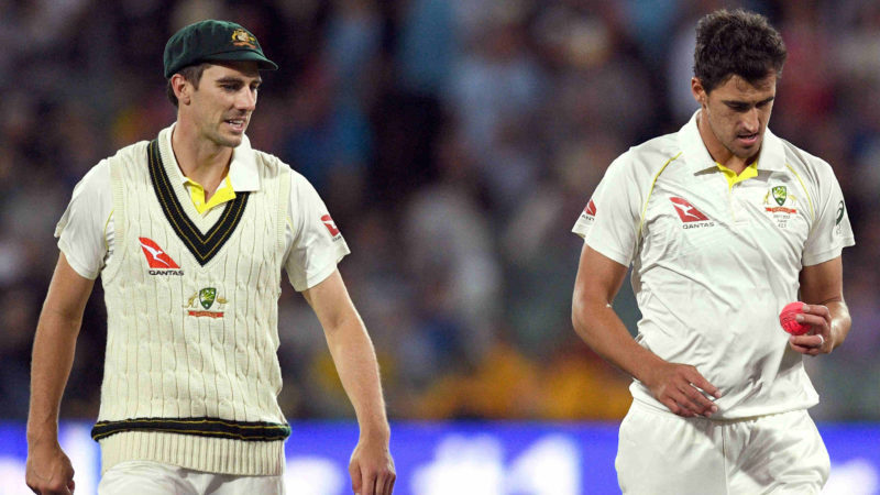 Cummins and Starc are both out of action with injuries