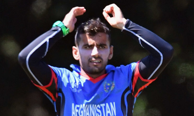 Zahir Khan had become the fourth Afghan player in the 2018 IPL