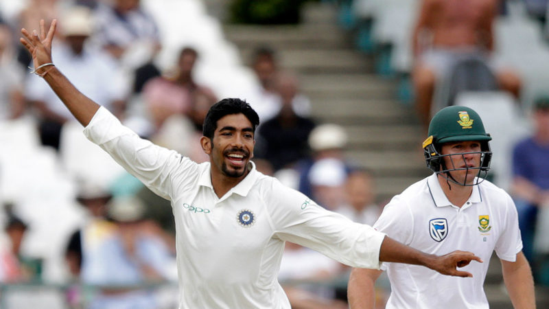 Jasprit Bumrah is match-fit and available for selection at Trent Bridge