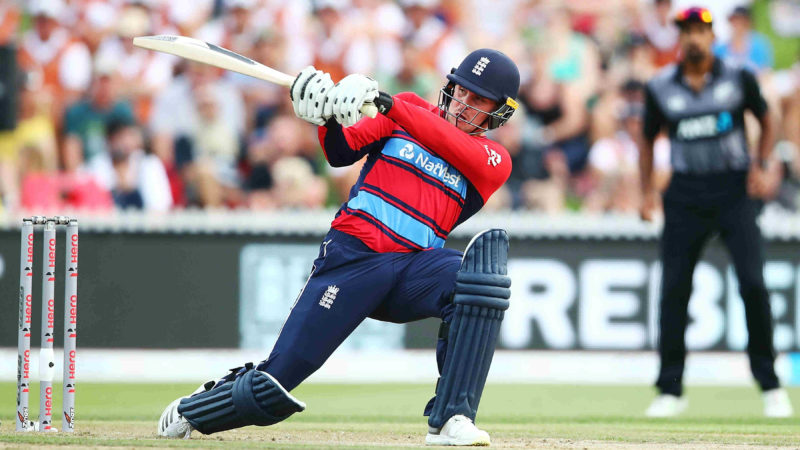 Hales is one of the most exciting opening batsmen in the world in short-format cricket